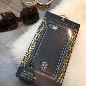 House Of Harlow 1960 Black iPhone 6 6s case